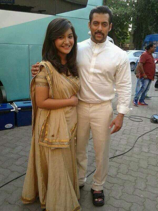 Salman Khan's new look for 'Prem Ratan Dhan Paayo' ?