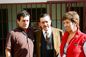 """Restitución de """"Damiana"""". Casa de la memoria Paraguay. 2010"""