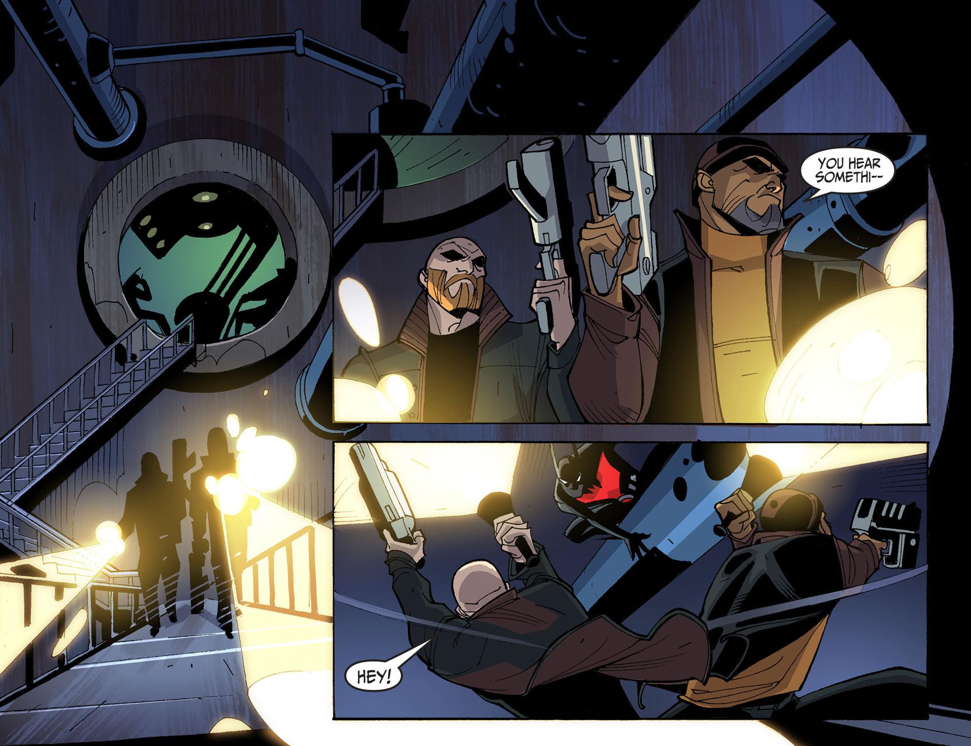 Batman Beyond 2.0 #11 #30 - English 19