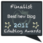 Edublog Award Finalist
