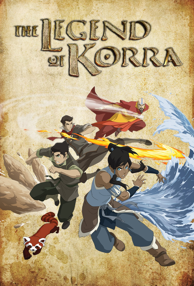 Legend Of Korra Downloads