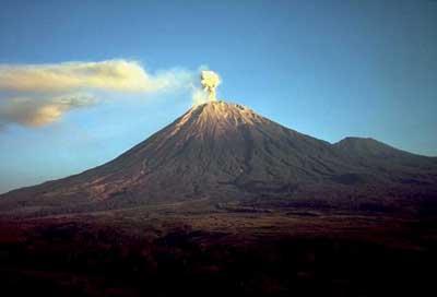 Gunung Semeru, Jawa