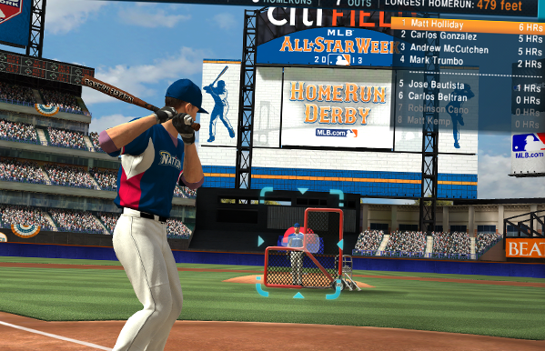 Downlaod MLB.com Home Run Derby v1.1.149820 Android Apk + Data  (Unlimited Money / Coins)