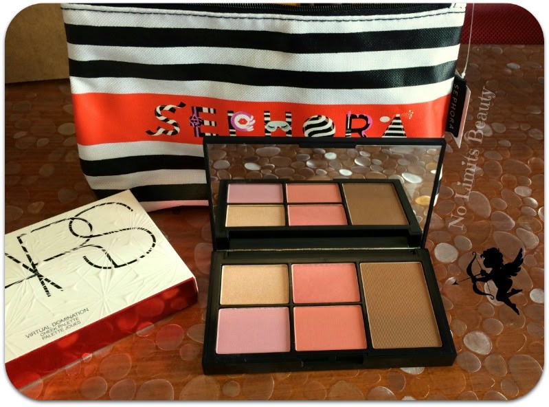 "Sephora USA: NARS ""Virtual Domination Cheek Palette"""