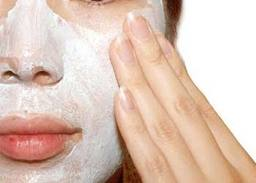 What are the benefits to an aspirin mask?