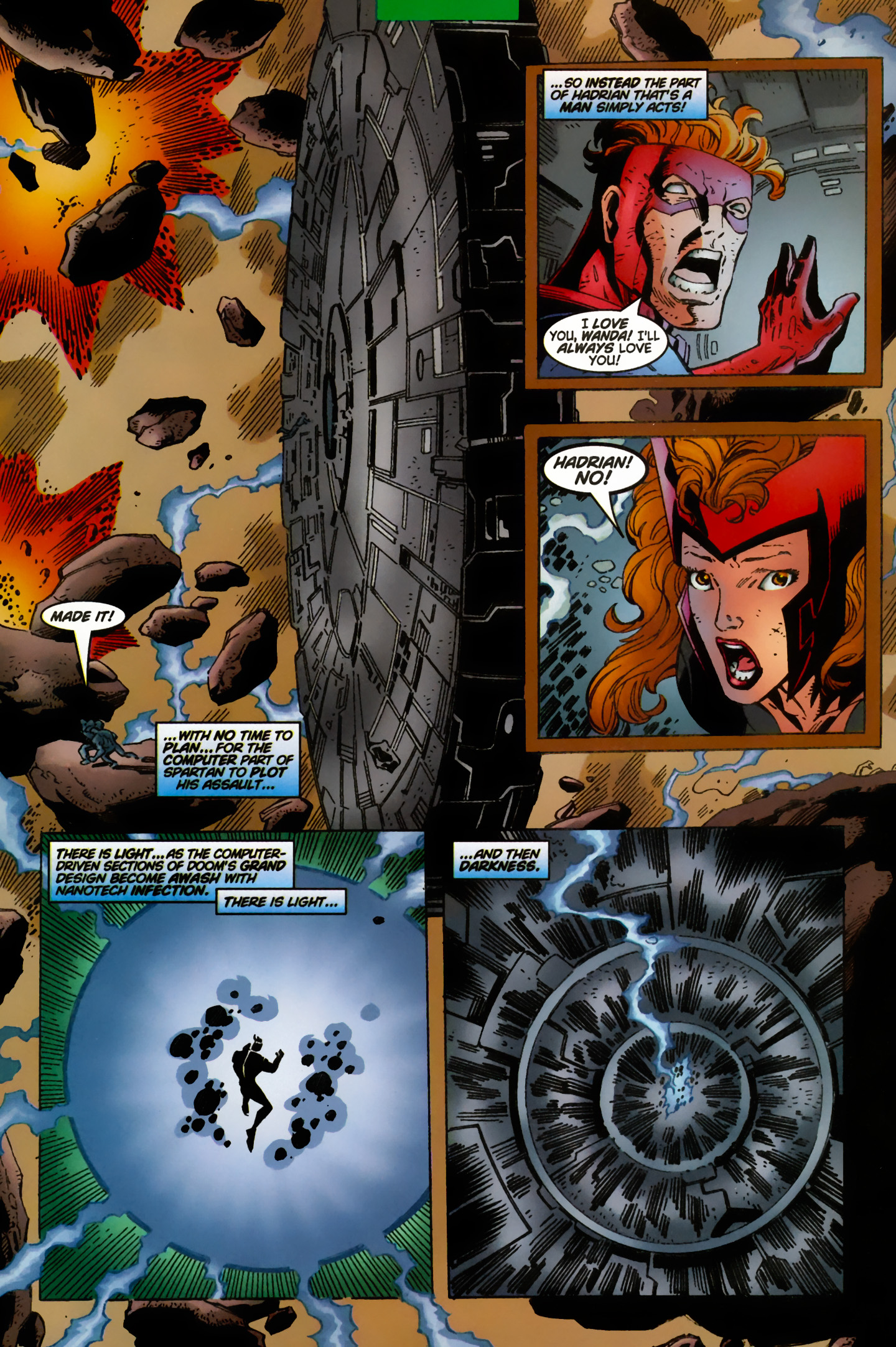 Captain America (1996) Issue #13 #19 - English 17