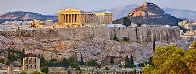 Grecia Atenas Acropolis