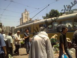 أسواق الإسكندرية: سوق محطة مصر العشوائي