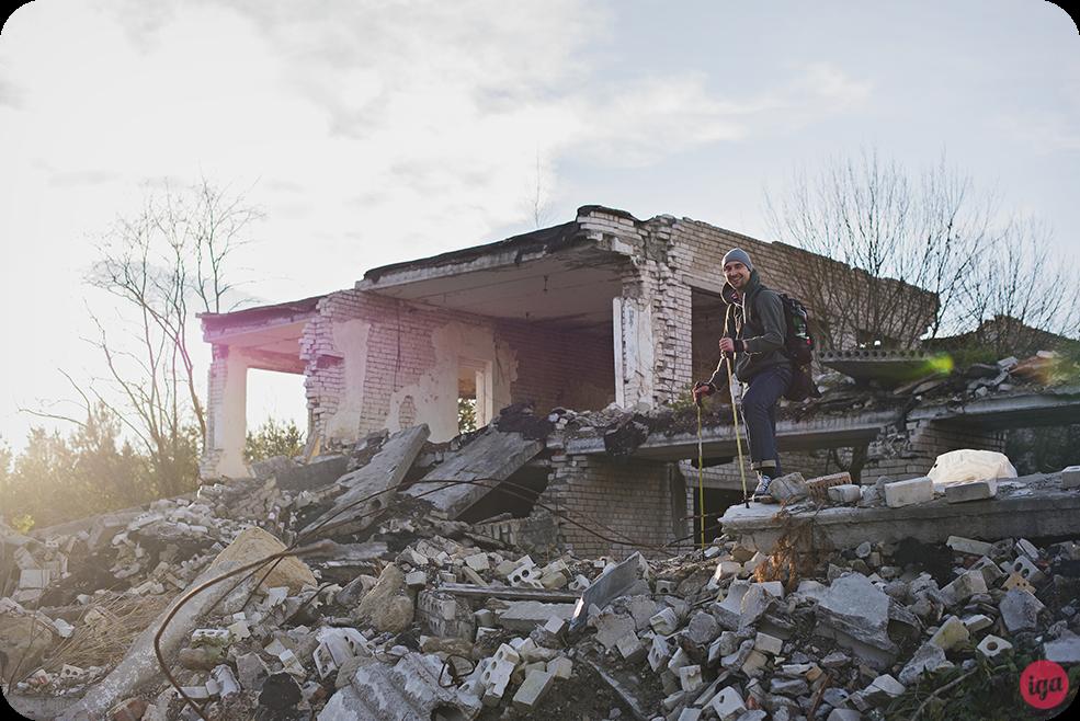 opuszczone miasto dolny śląsk