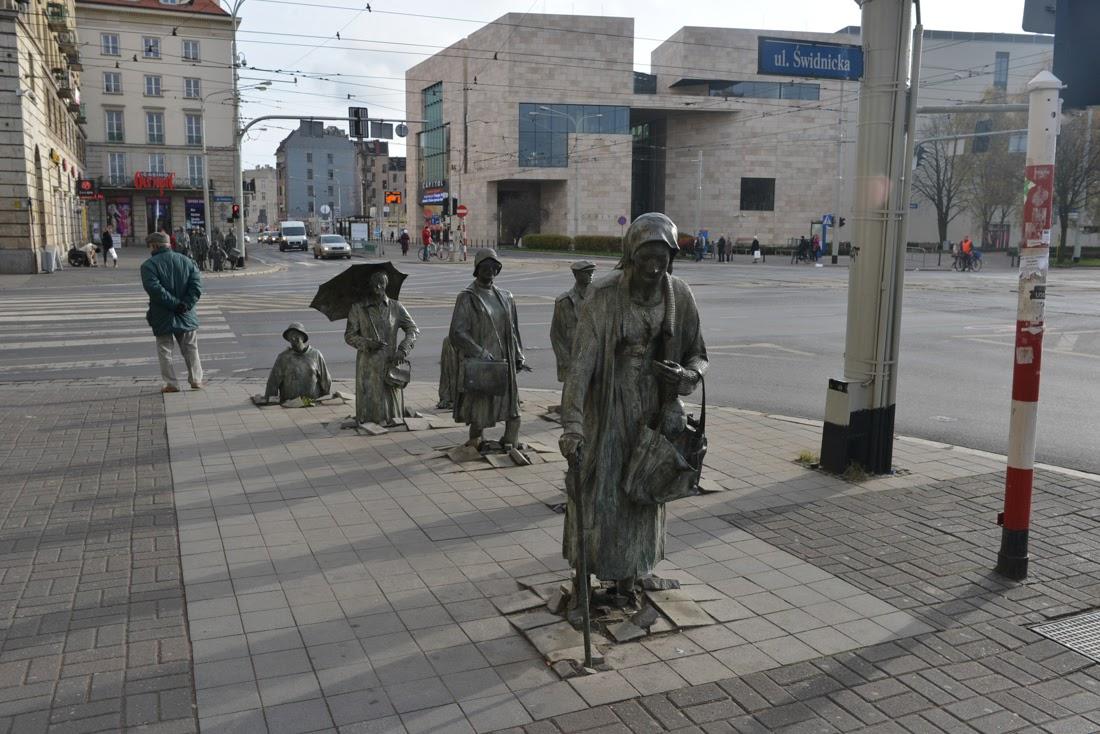 Modern day pilgrims