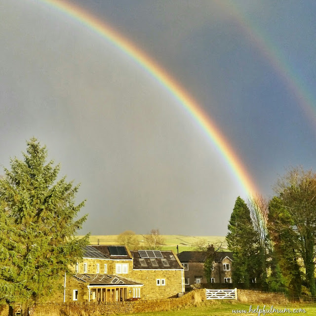 Yorkshire Dales rainbow