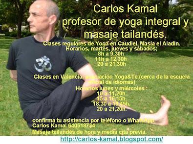 Carlos Kamal