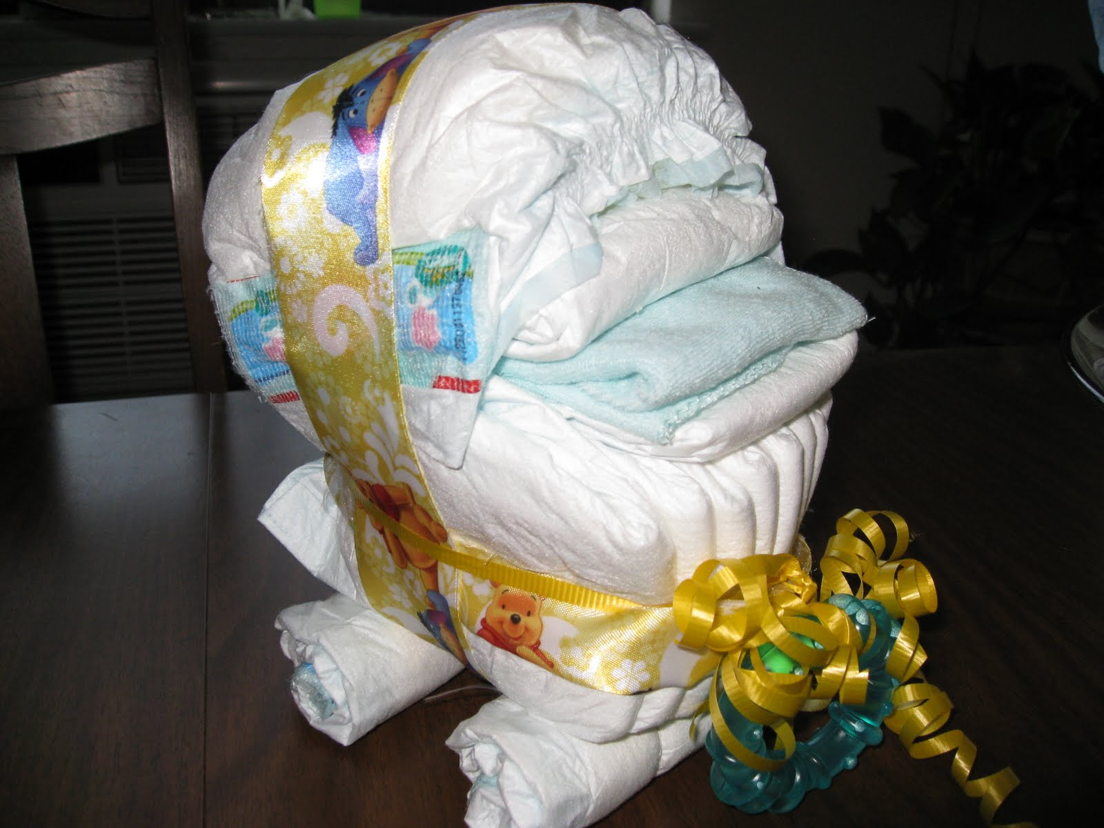 homemade crafts by kathleen amanda 39 s baby shower gifts