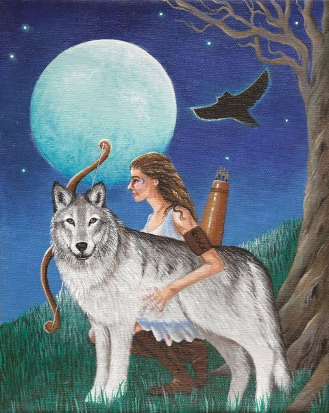 Greek Goddesses Names For Dogs