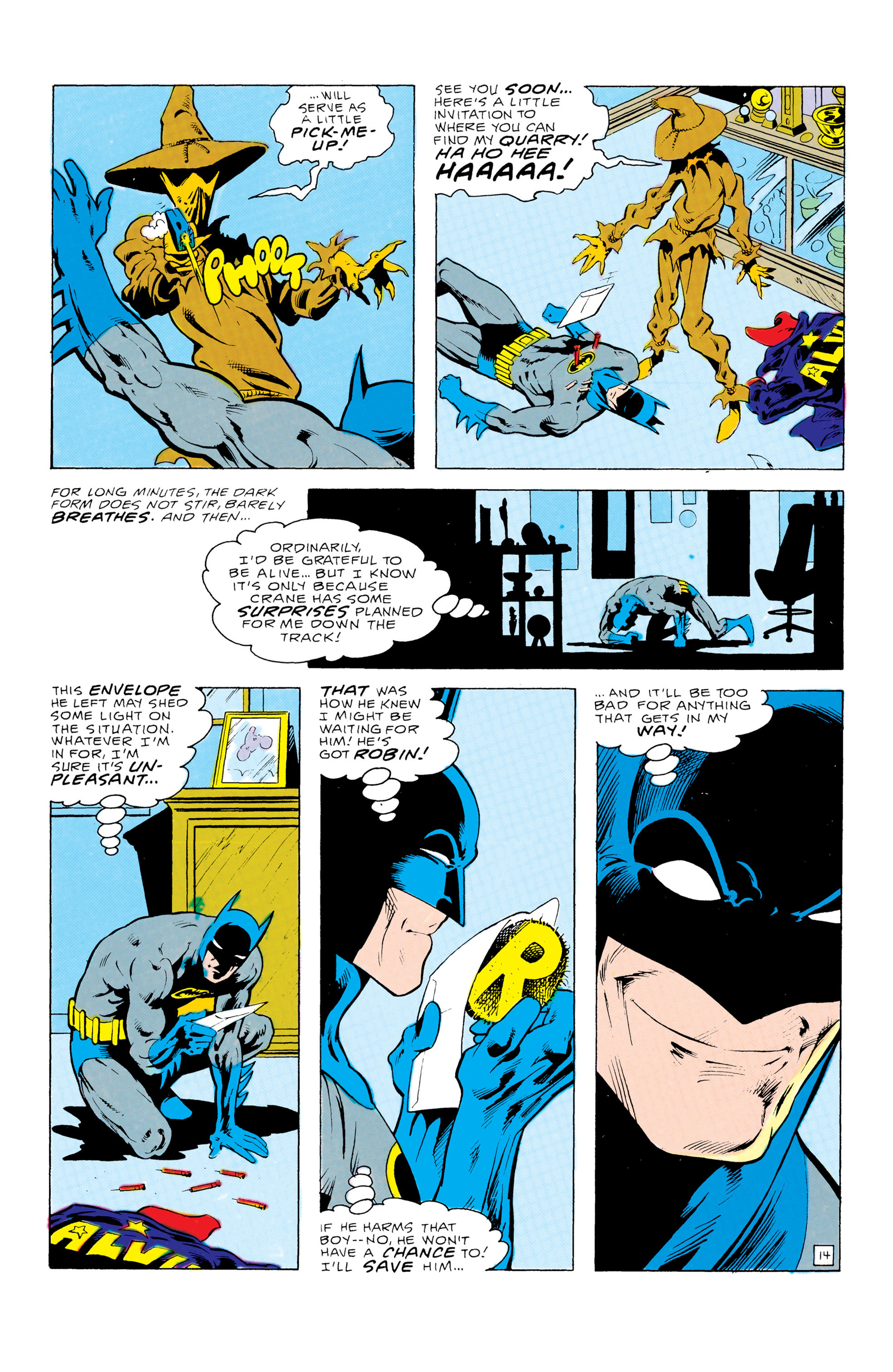 Detective Comics (1937) Issue #571 Page 15
