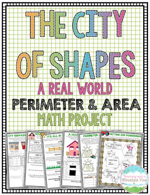 Teaching with a mountain view math projects activities for Geometricity project