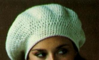 membri hanno proposto anche per Schema cappello basco.