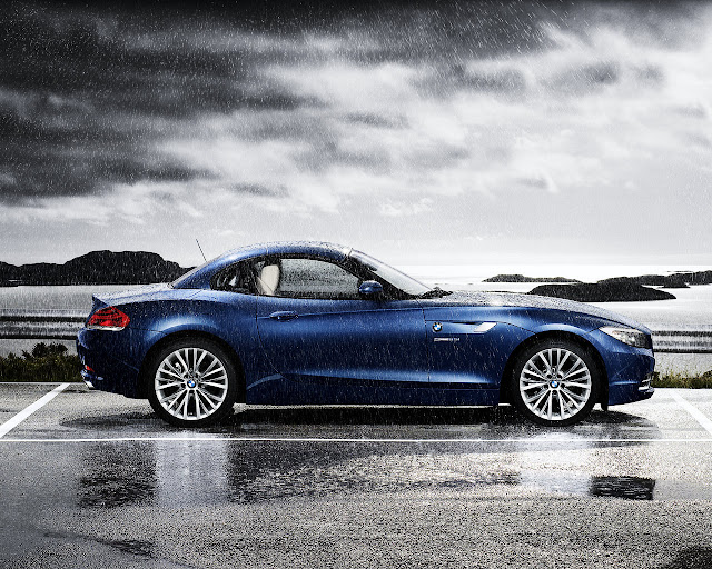 BMW Z4 side image sportcar
