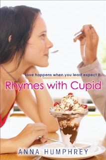 Review: Rhymes with Cupid by Anna Humphrey