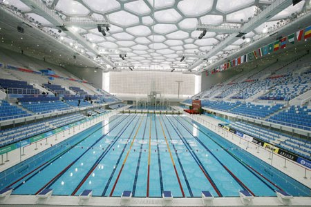the swimming competition at the 2012 olympics are scheduled to be held pool 28 july 4