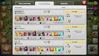 Banyak Gold Elixir di Clash of Clans
