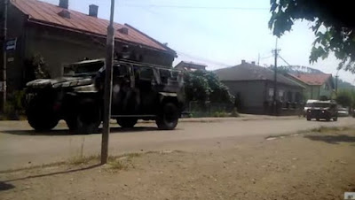 "Military operation to capture the soldiers of the ""Right sector"" is being carried out in Transcarpathia"