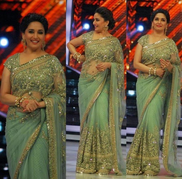 Celebrity Sarees ~ Fashion Trends ~ – South India Fashion