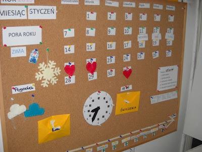 Kalendarz dla rodziny a dla dzieci szczególnie