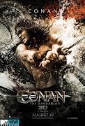 上 ↑ はもちろん、ジェイソン・モモアが演じる主人公の英雄コナンで、下 ↓ は、 .