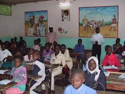 CM2 DE M. DIEDHIOU EN CLASSE