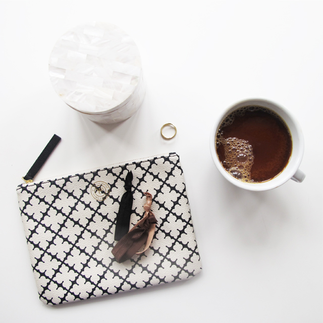 By Malene Birger, Clutch, Coffee, Zara Home