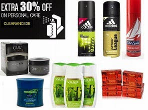 Flat 30% Extra Discount on Personal Care Products at Pepperfry (Hurry!! Stock Selling Out Fast)