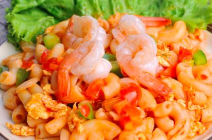 Good stir fry recipe - Stir fried macaroni