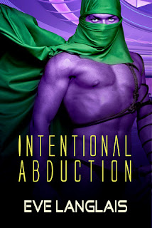 Review: Intentional Abduction by Eve Langlais