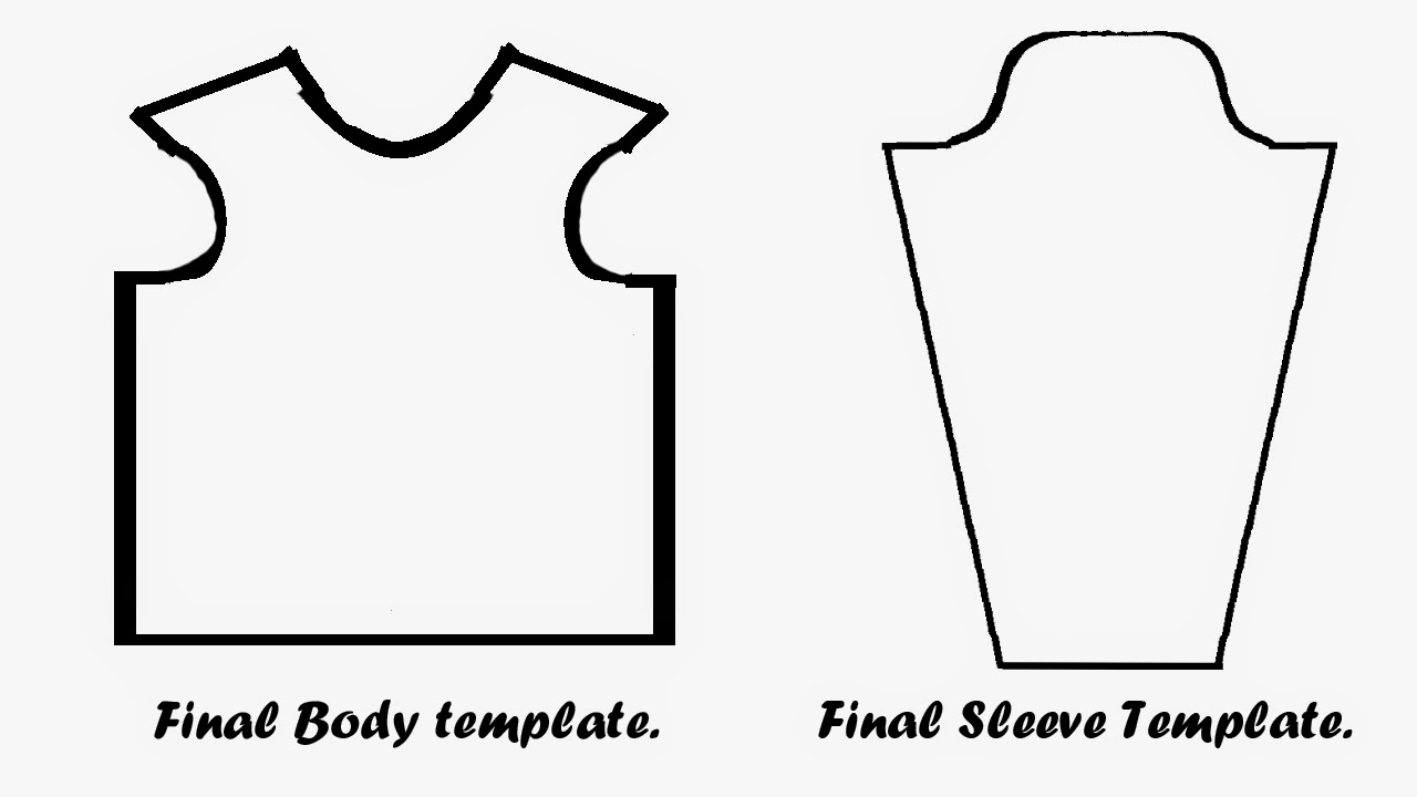 how to make t shirts from scratch