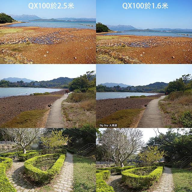 QX10及QX100香港開箱Review價格price