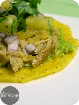 Mom's Test Kitchen: Slow-Cooked Tostadas Al Pastor