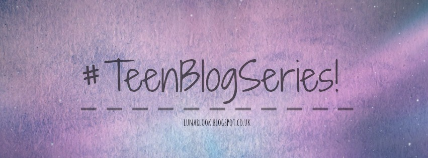 teen blog series banner