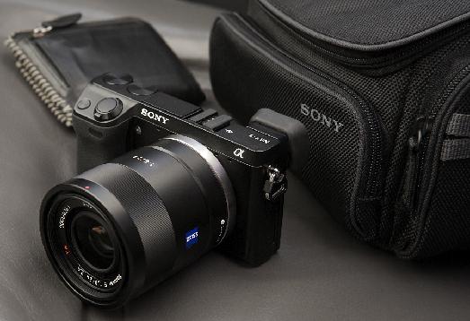 sony nex camera kit essential accessories