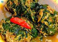 Resep praktis (mudah) buntil daun pepaya spesial (istimewa) enak, lezat
