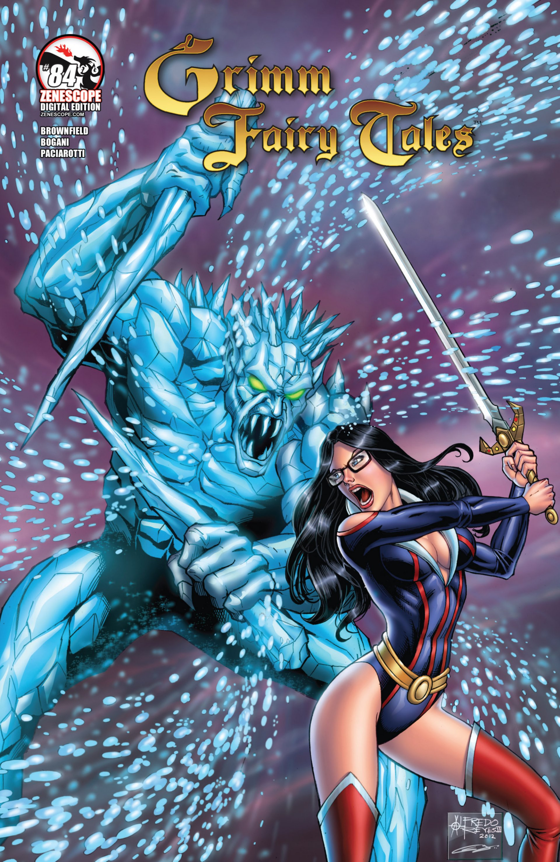 Grimm Fairy Tales (2005) Issue #84 #87 - English 1