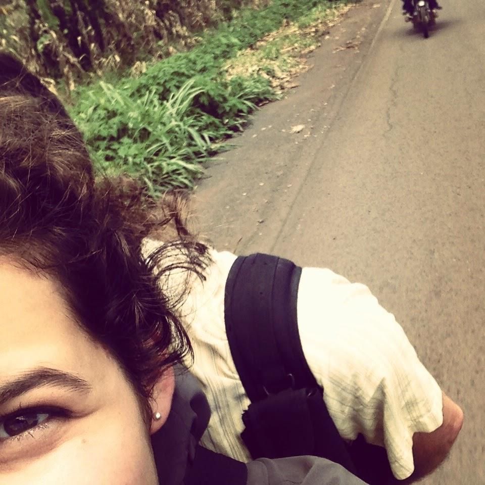 Hi! Ich bin Katie. Das ist meine travel story.