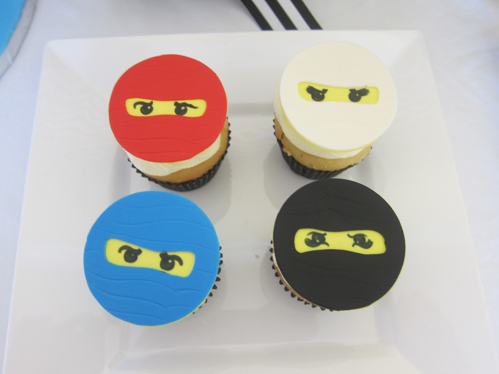 Simplyiced Party Details Lego Ninjago Birthday Party