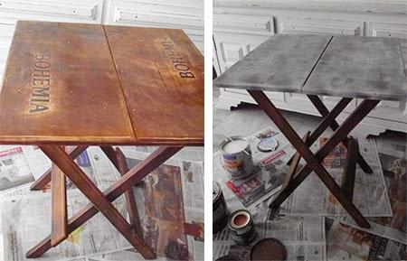 pintar a madeira