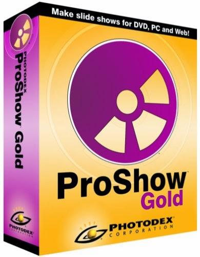Photodex ProShow Gold 6.0.3392 Full Version Terbaru