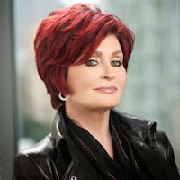 Picture of Sharon Osbourne who suffered from bulimia for over 35 years