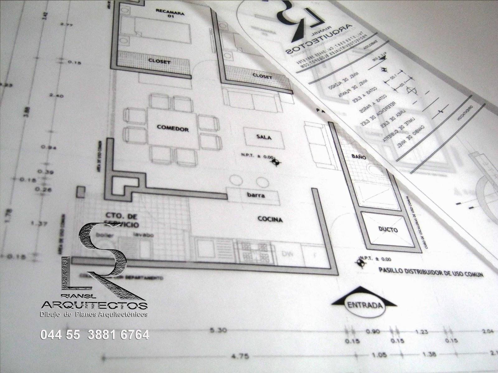 Arq rigoberto s nchez especialista en dibujo de planos for Pie de plano arquitectonico pdf
