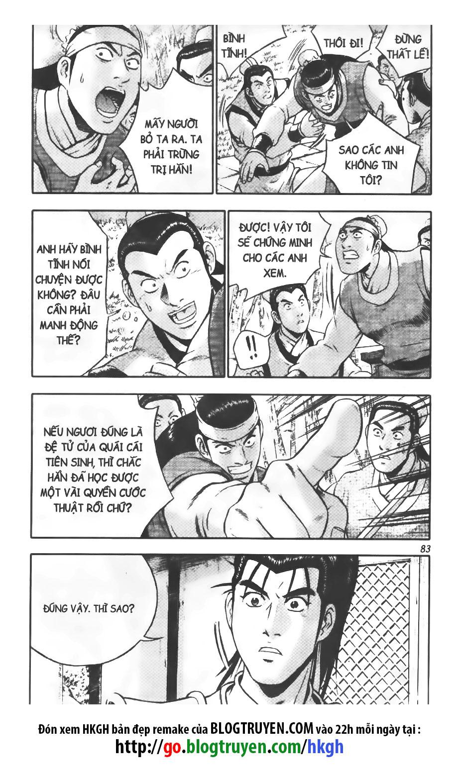 Hiệp Khách Giang Hồ chap 312 page 3 - IZTruyenTranh.com