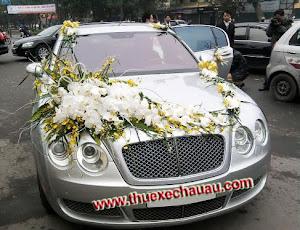 Hoa xe cưới MS019
