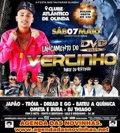CLUBE ATLÂNTICO DE OLINDA - MC VERTINHO.